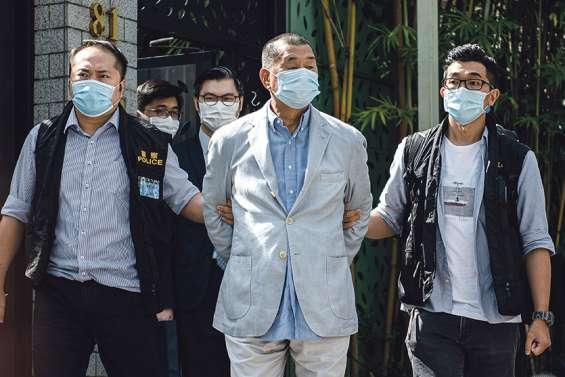 Pékin frappe dans les milieux prodémocratie