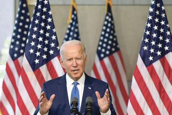 Nomination d'un juge : Biden lance un appel au Sénat