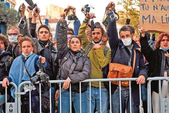 Levée de boucliers et mobilisation dans la rue contre la loi sécurité