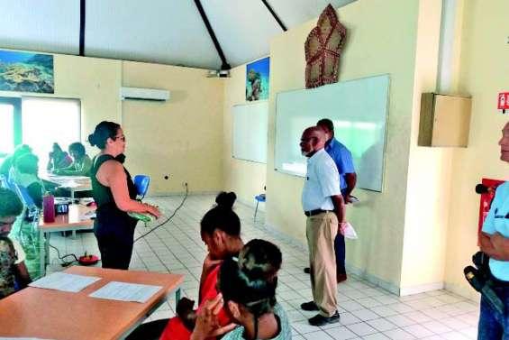 Hwadrilla a accueilli une Journée citoyenne sur la sécurité routière
