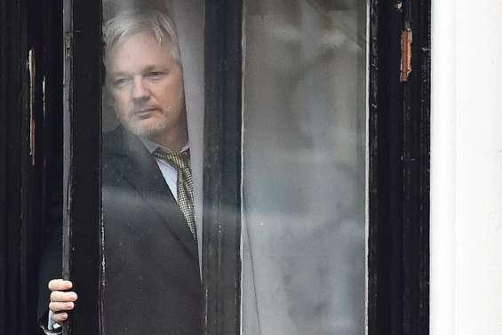 La bataille continue autour de l'extradition de Julian Assange