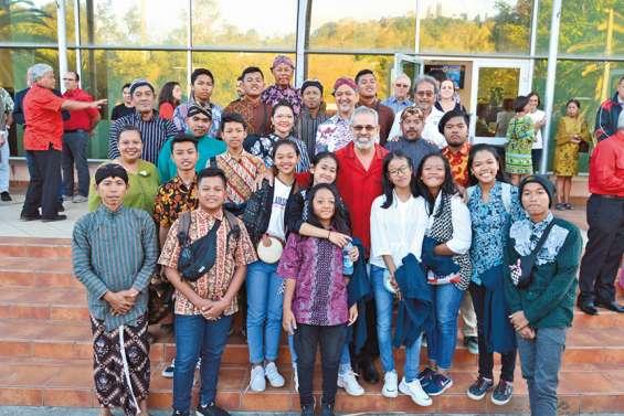 Le jumelage avec Yogyakarta est signé