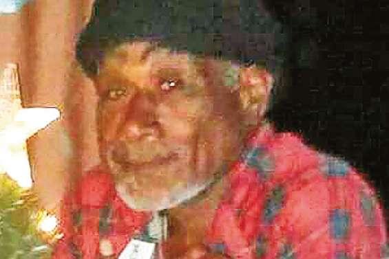 Un homme habitant route de Borendi, à Thio, porté disparu