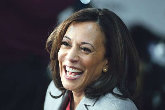 Joe Biden choisit Kamala Harris comme colistière