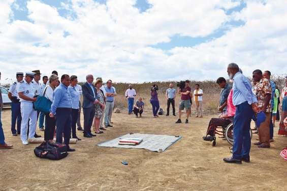 La réalisation du centre de détention de Koné officiellement lancée