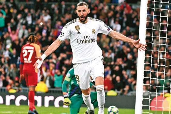Nouvelle passe d'armes entre Noël Le Graët et Karim Benzema