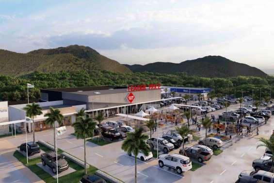 La réalisation du centre commercial du Grand Nord va débuter