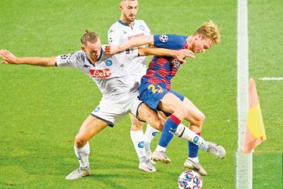Le Barça sans trembler
