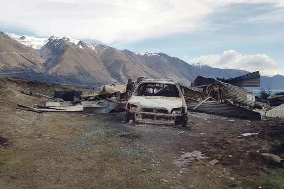 Incendie à Lake Ohau : les pompiers optimistes