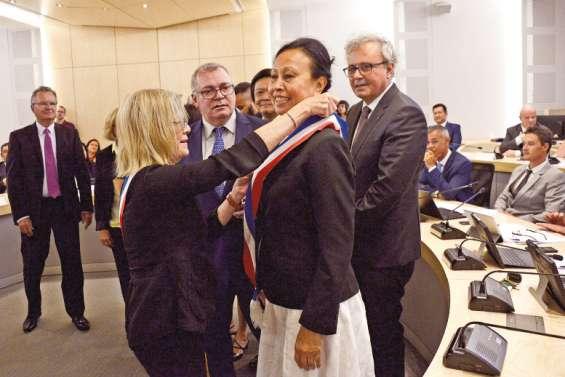 Un nouvel exécutif municipal resserré de douze adjoints