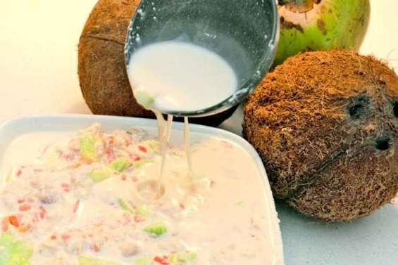 Produire du lait de coco, pas si simple