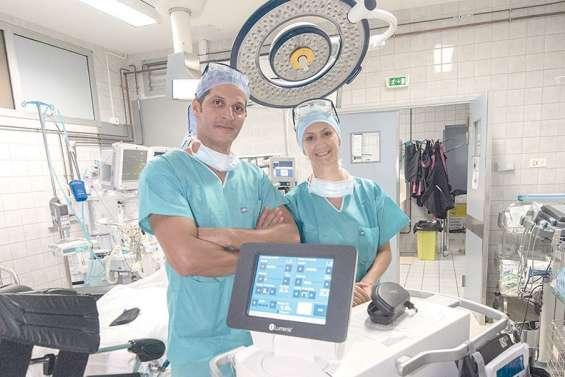 Un laser de pointe pour l'urologie