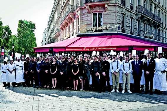 Le Fouquet's reprend ses marques sur les Champs-Élysées