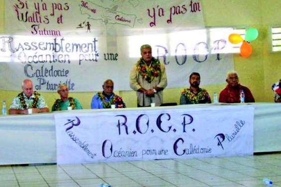 Le Roc Plurielle et l'UPR appellent à voter pour la liste Destin commun calédonien