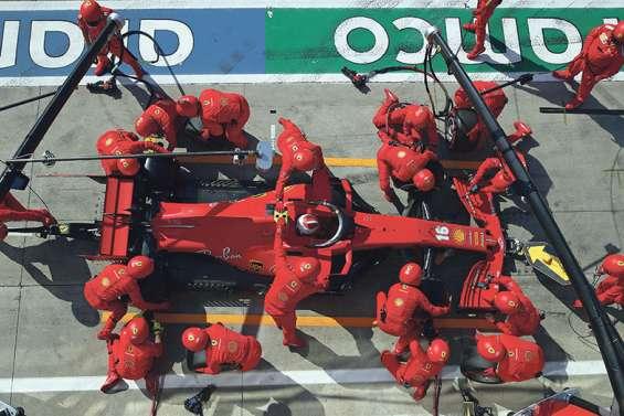 Ferrari voit 36 chandelles avant son 1 000e Grand Prix