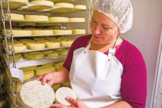 « Le confiné », un fromage vosgien né « un peu par hasard »