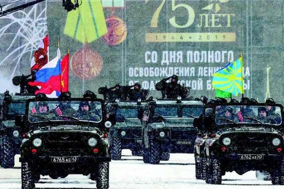 Des fonds pour les survivants du siège de Leningrad