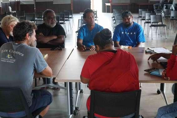 Des réunions pour les pêcheurs de Iles