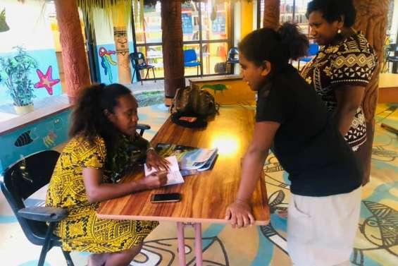 Le Salon international du livre océanien à Lifou jusqu'à vendredi
