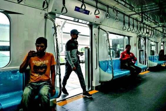 Jakarta inaugure sa première ligne de métro