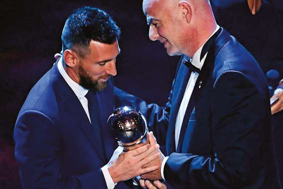 Lionel Messi, toujours lui
