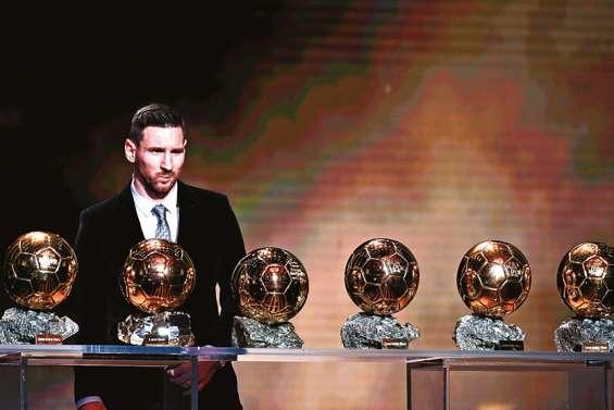 Lionel Messi de retour au sommet