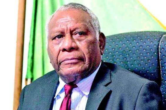Le Vanuatu en deuil jusqu'à lundi