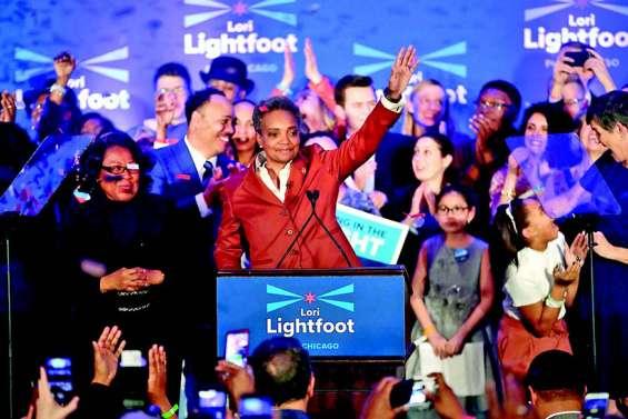 Lori Lightfoot, nouveau visage de Chicago