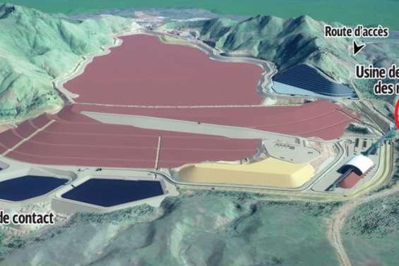 Vale passe 20 milliards de contrats pour l'usine Lucy