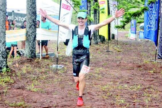 Trail des Cagous pluvieux, mais trail heureux