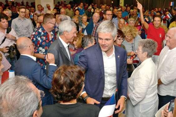 La démission de Laurent Wauquiez relativisée en Nouvelle-Calédonie