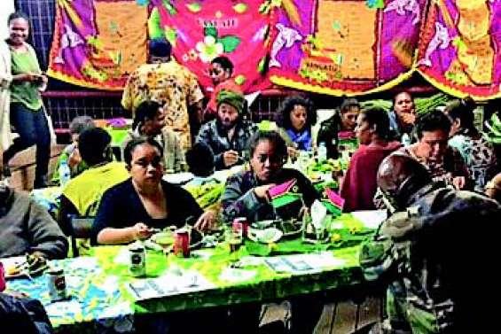 Le lycée de Pouébo se met à l'heure du Vanuatu