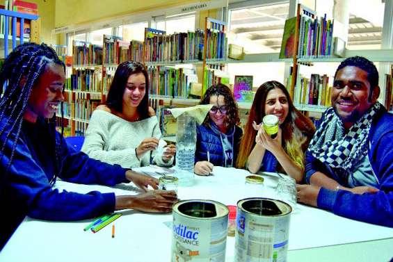 Les lycéens sur le terrain du développement durable