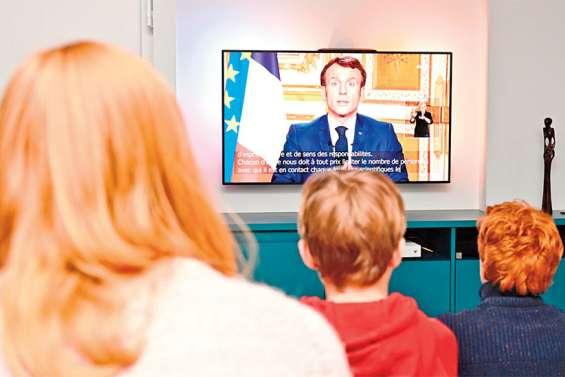 Macron en chef de guerre