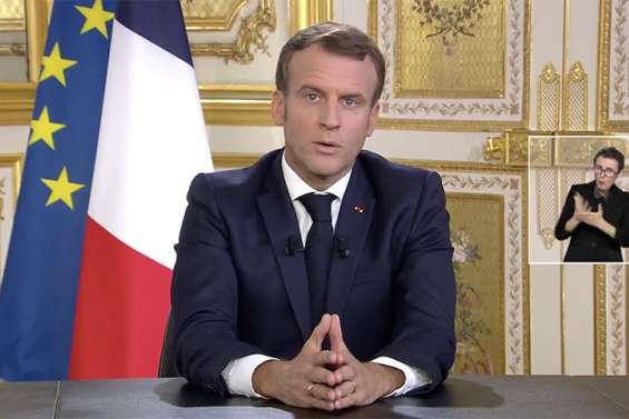 Emmanuel Macron : « préparer la sortie de l'Accord de Nouméa »