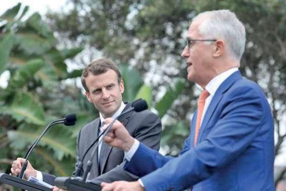 Canberra muscle son arsenal contre l'ingérence étrangère