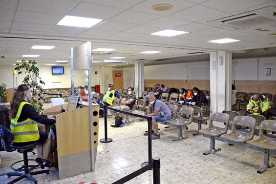 L'aéroport de Magenta en travaux pour deux ans