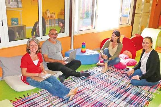 La Maison de la famille prête à accueillir les enfants