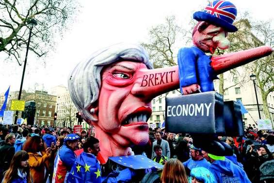 Londres : manifestation géante pour un nouveau référendum