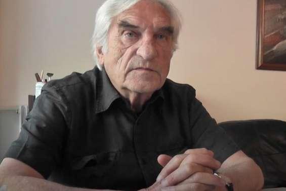 Paul Néaoutyine rend hommage à Marcel Trillat