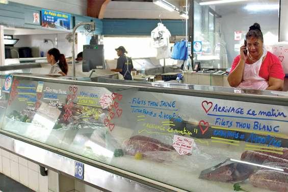 Sale temps pour les pêcheurs du marché
