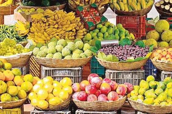 Des « Market Drive » pour vendre fruits et légumes