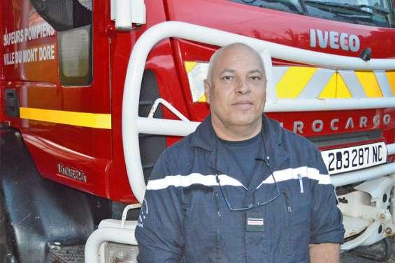 Après 24 ans de service, Jean-Louis Marlier quitte la caserne de La Coulée