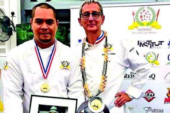 Un Marquisien remporte le Trophée des chefs ultramarins
