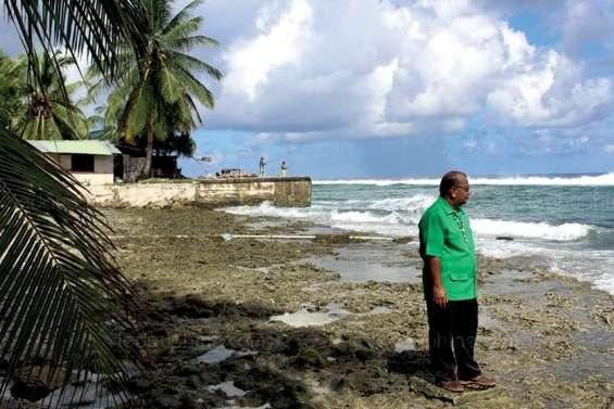 L'appel à l'action des îles du Pacifique, au milieu de négociations difficiles