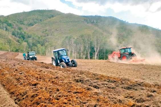 Formation à la conduite et au matériel agricole