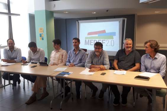 La liste Medef 2.0 fait sa campagne