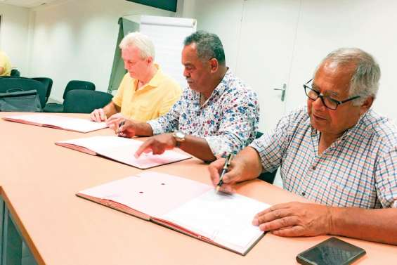 CPME, MEDEF et U2P formalisent l' interpatronale