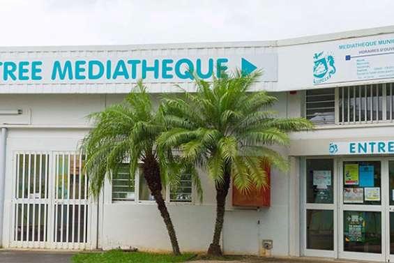 Les médiathèques de Nouméa donnent accès aux livres et formations en ligne