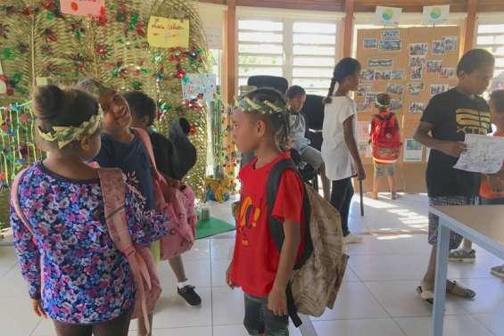 Les journées de l'environnement ont occupé les élèves de la commune